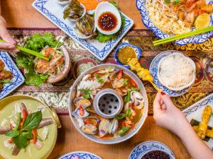 Salathai's Authentic Thai Food in Vancouver