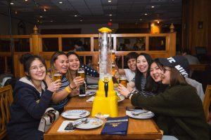 sala thai vancouver group bookings beer tower